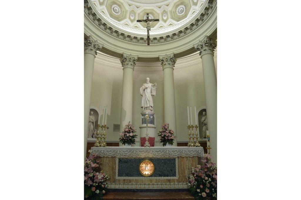 Altar de la Basílica de San Marino