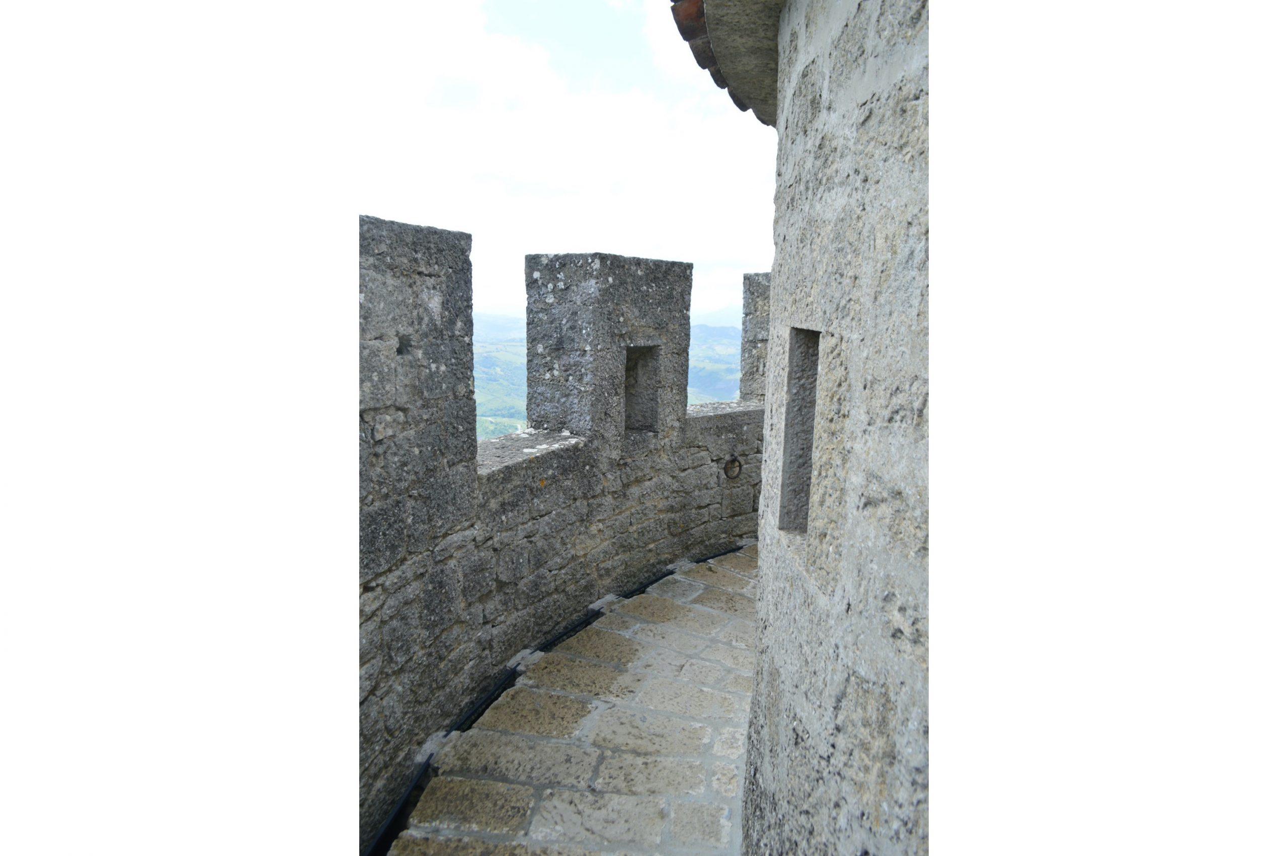 Bordeando la Segunda Torre (Fratta)