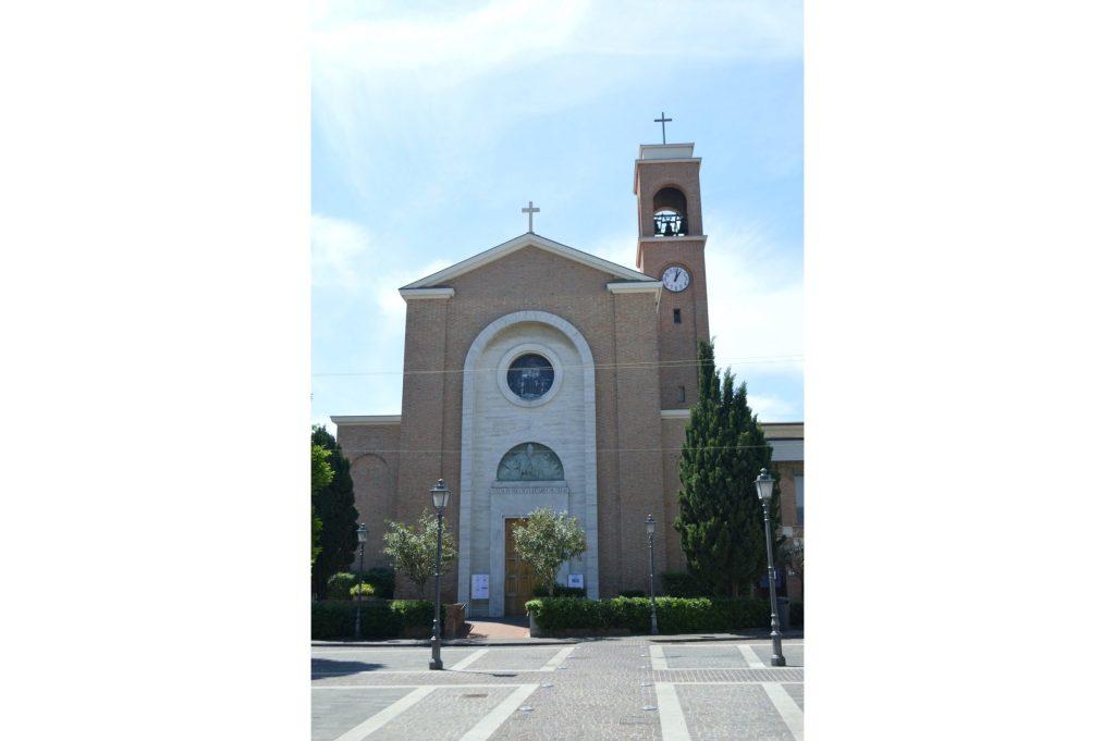 Iglesia de San Gaudenzo