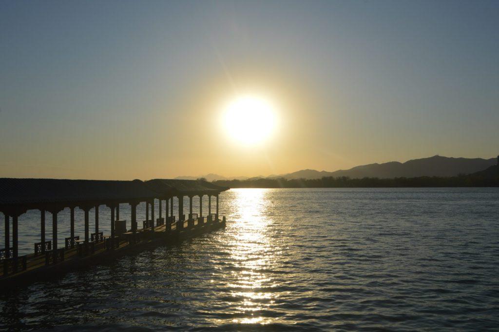 Muelle del Lago Kunming