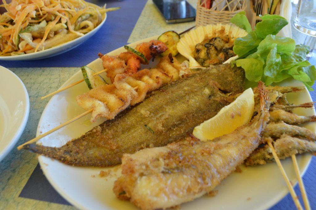 Restaurante Acquamarina