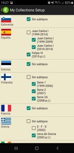Opciones de Configuración para la Moneda Divisional en EURik