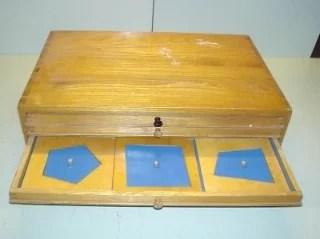 Caja de Montessori