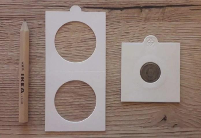 Cartoncillos para Coleccionar Monedas de 2 Euros