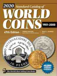 Standard Catalog of World Coins 2020, 1901-2000