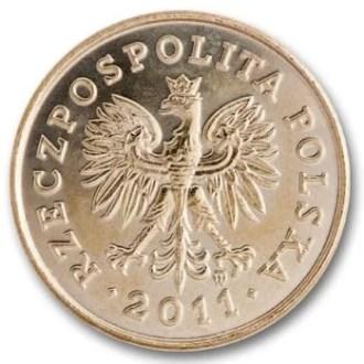 Polonia, 2 Grosze Serie 1995, Anverso