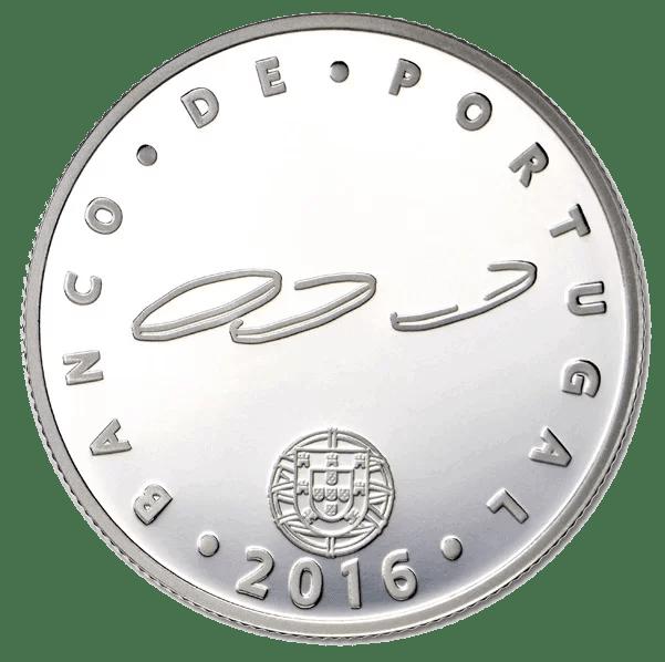 2.5 Euros Portugal 2016 Anv