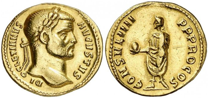 Áureo de Diocleciano