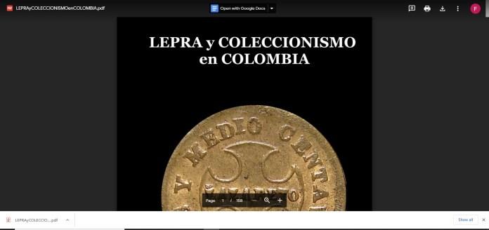 Descarga Catálogo de Monedas de Lazareto