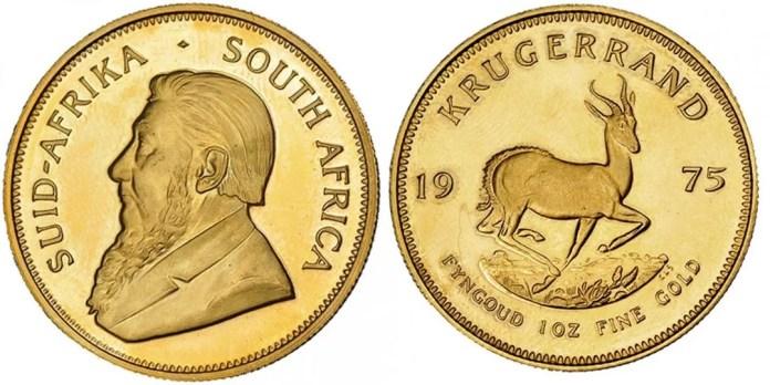 Krugerrand 1975