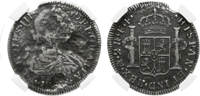 Moneda Naufragio