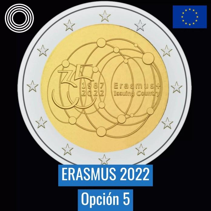Votación Erasmus 5