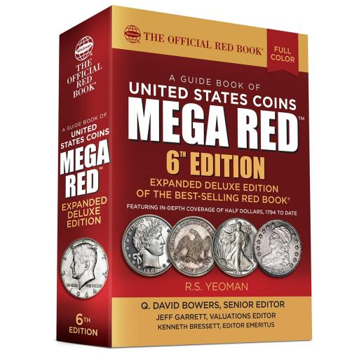 Mega Red Book of US Coins