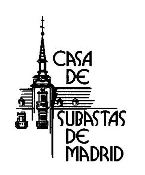 Logo Casa de Subastas de Madrid