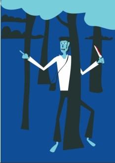 O Cabileira (assassino): Um homem forte e violento que machuca e mata pessoas nas ruas da região central do Recife. Normalmente, busca os cidadãos indefesos e, após os crimes, foge pelo Rio Capibaribe.