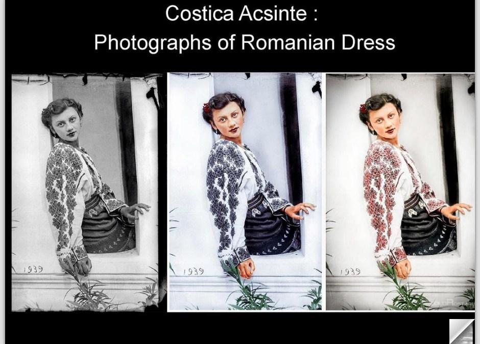 A new Costică Acsinte e-book by Pamela Smith