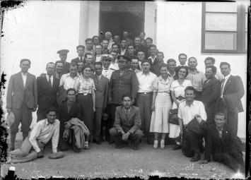 Sfîrșit de an școlar. 21 mai 1937