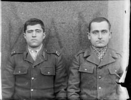 3 imagini: portrete, 1940