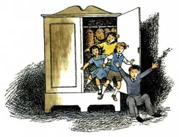 Leul, vrăjitoarea și dulapul de C. S. Lewis