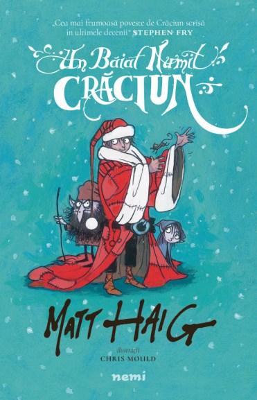 Un băiat numit Crăciun de Matt Haig (recenzie)