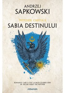 The witcher carti sabia destinului