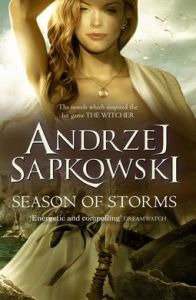 The witcher carti anotimpul furtunilor