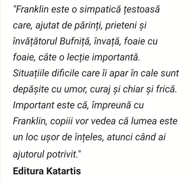 Franklin carti Katartis