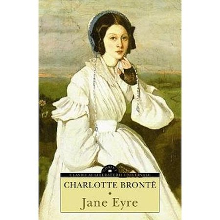 Jane Eyre carte de Charlotte Bronte