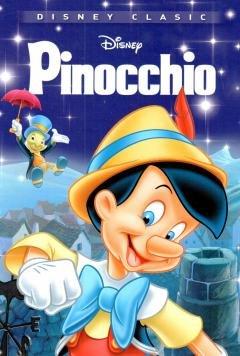 Pinocchio carte