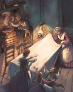 Poveste de crăciun rezumat Charles Dickens