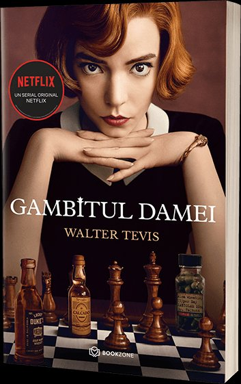Gambitul damei carte romana