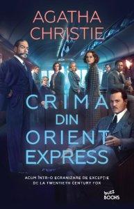 Crima din Orient Express carte Agatha Christie recenzie rezumat