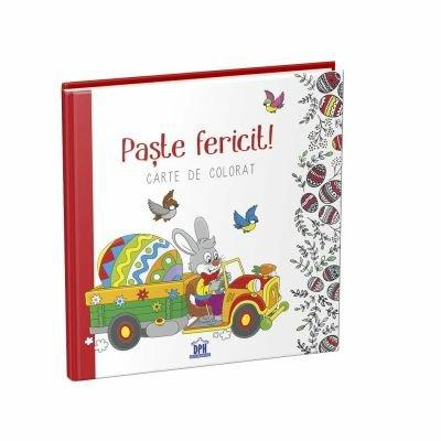 cele mai frumoase carti de paști pentru copii