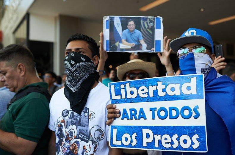 Denuncian brutales torturas a presos políticos