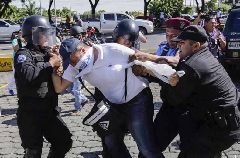 ONU recibe informe sobre tortura a presos políticos en Nicaragua