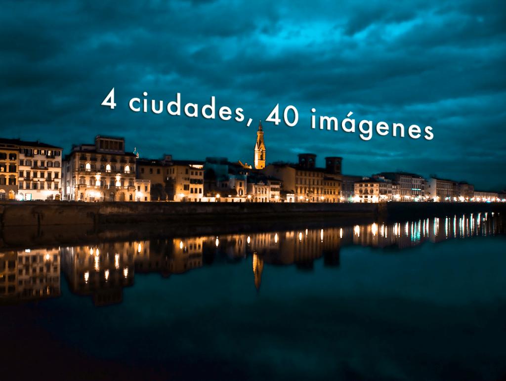 4 ciudades 40 imagenes