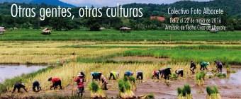 """Exposición """"Otras gentes, otras culturas"""""""