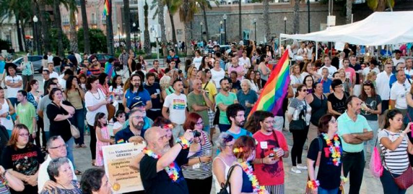 Exigencia desarrollo Ley LGTBIQ+ de la Región de Murcia