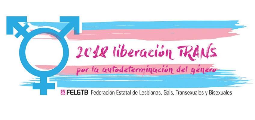 Manifiesto día de la Visibilidad Trans* 2018