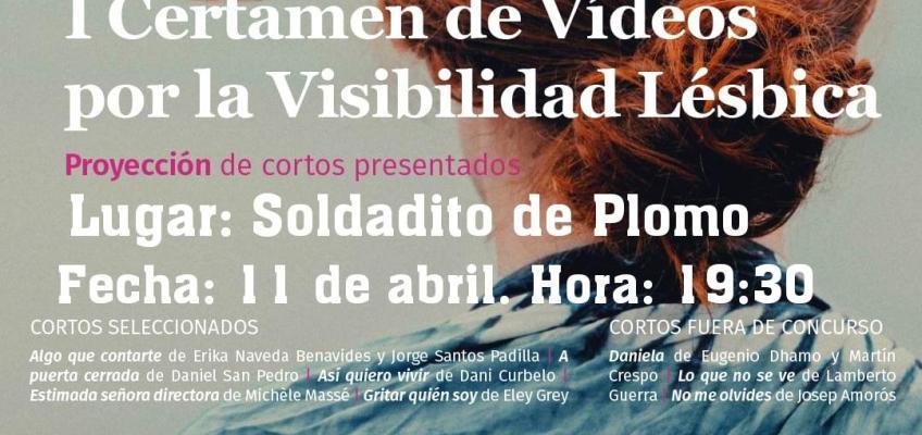 I Certamen de Vídeos por la Visibilidad Lésbica