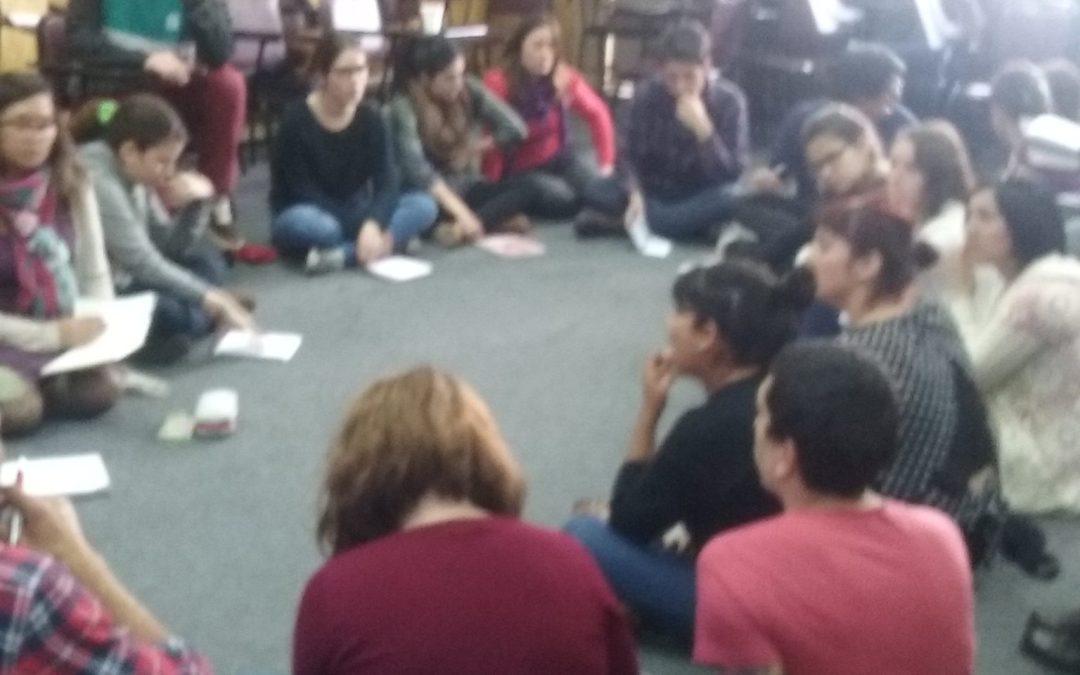 Ya partió el Diplomado de «Educación Popular y Psicología Comunitaria» en Valparaíso