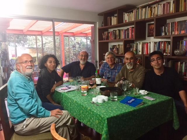 Reunión Colectivo Paulo Freire
