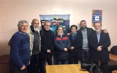 Colectivo Paulo Freire se reúne y afianza lazos