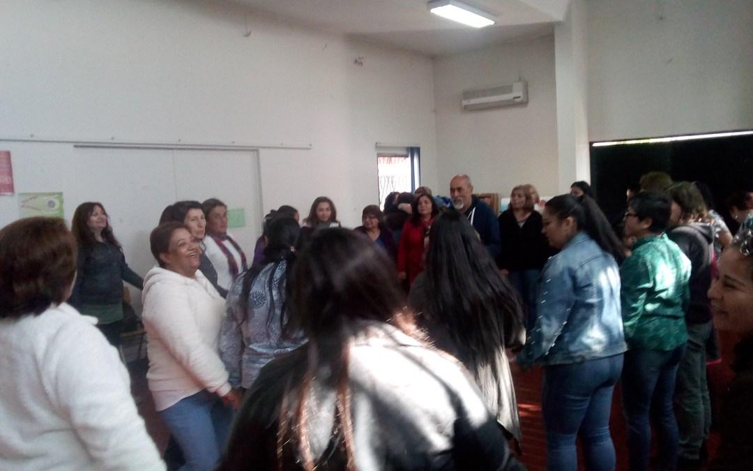 Taller de Educación Cívica Ciudadana En Pudahuel