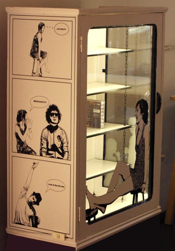 Comic Display