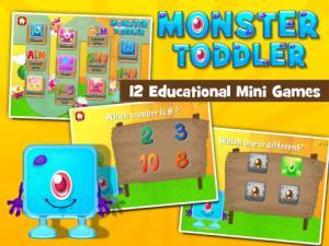monster toddler