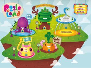 puzzle land