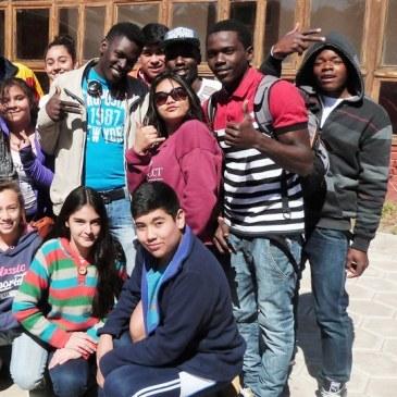 """Comunidad Varista realiza diversas acciones sociales  durante  """"Mes  de  la  Solidaridad"""""""