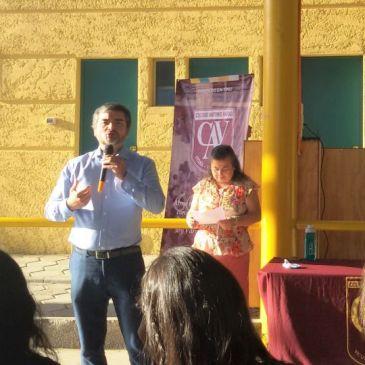 Masiva fue la asistencia a la primera reunión de Padres y  Apoderados convocada por el Colegio Antonio Varas