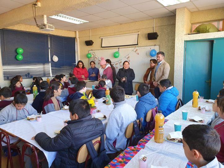 Colegio   Antonio   Varas   Reconoce  a  sus Alumnos por Buenos Resultados del Simce
